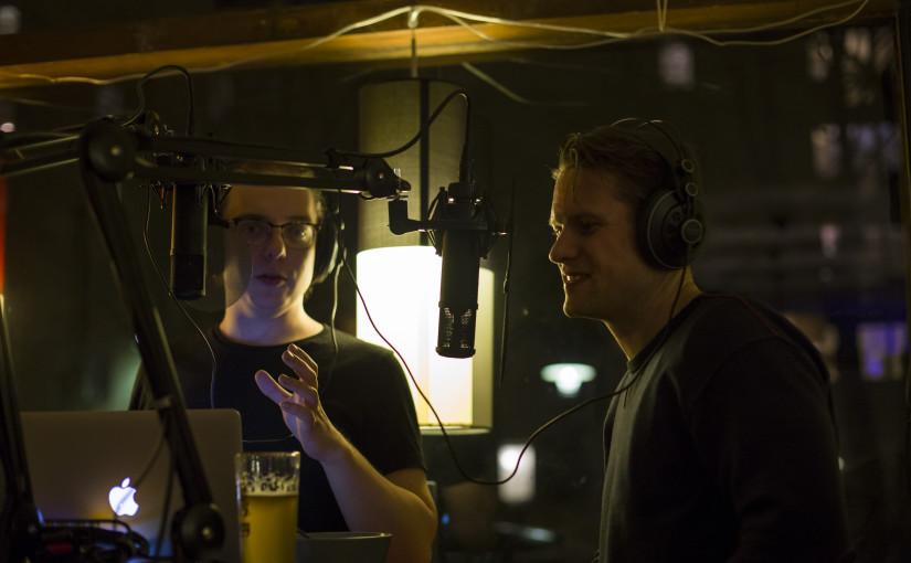 radio bubb.la –18/2 Gäst: Mattias Svensson