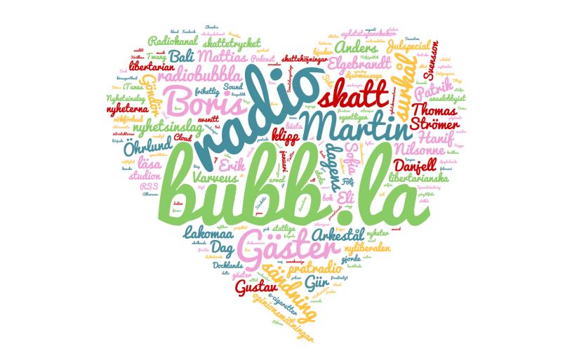radio bubb.la –31/10