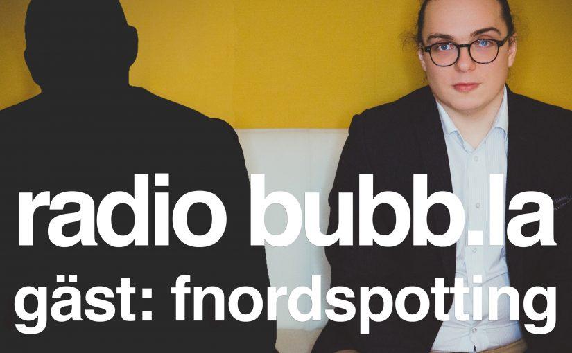 Tisdag 10 december 2019 – Gäst: Fnordspotting